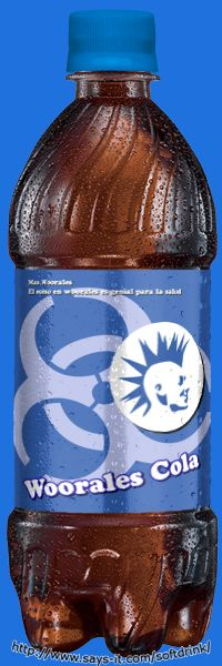 Woorales cola?