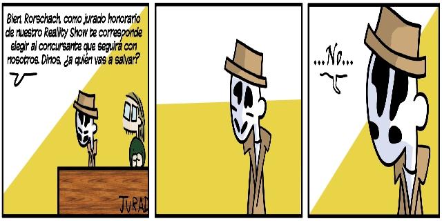 El webcomic de la semana ¿Por que no?