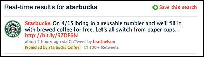 Twitter y su plataforma publicitaria Promoted Tweets