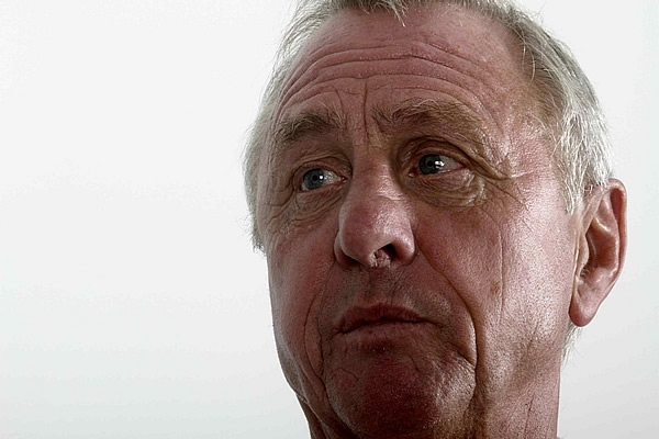 [Deportes] Cruyff critica a Vergara