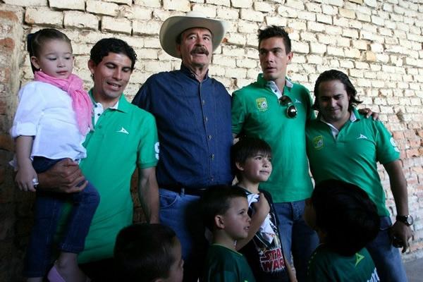 [Deportes] Vicente Fox, anfitrión de León