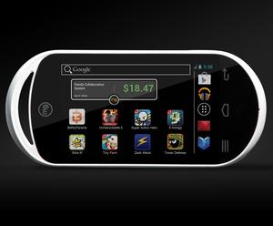 [Juegos/Android] La primer consola para videojuegos de parte de Android está a la venta