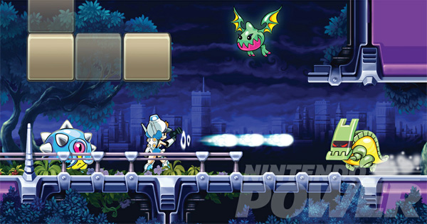 [Juegos] Trailer de Mighty Switch Force Hyper Drive Edition