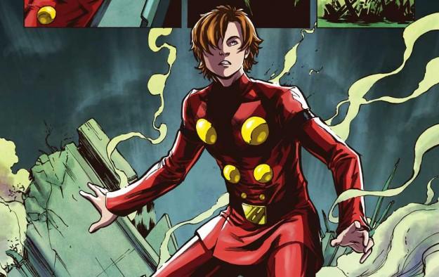 [Manga/Comics] Cyborg 007 será adaptado para novela gráfica.
