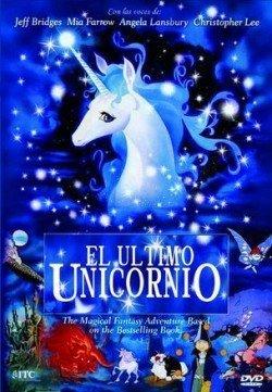 [Anime de la Semana] El Último Unicornio (1982)