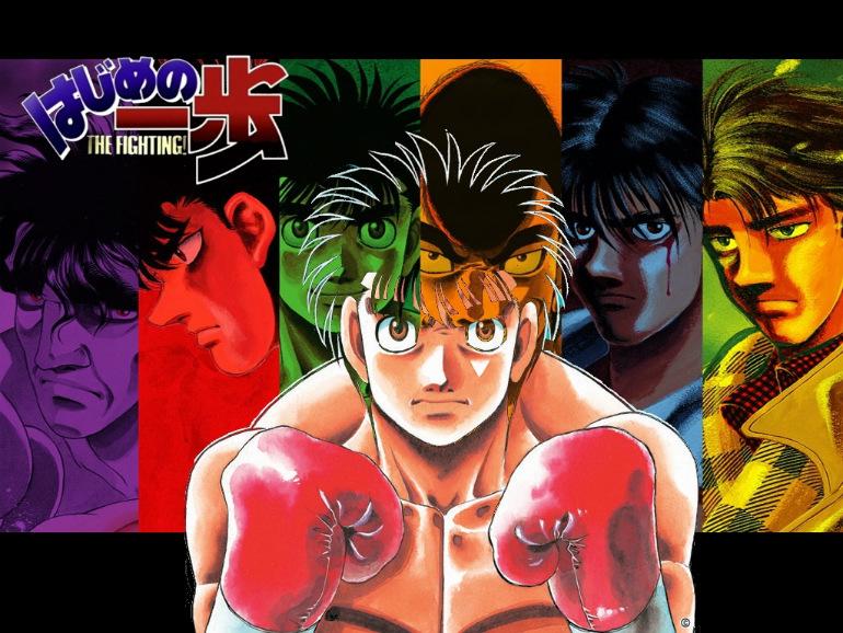 [Anime de la Semana] Espíritu de Lucha (Hajime no Ippo)