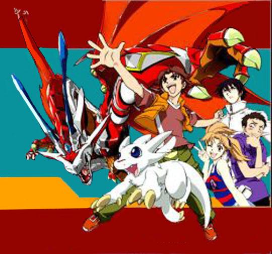 [Anime de la Semana] Dragon Drive.