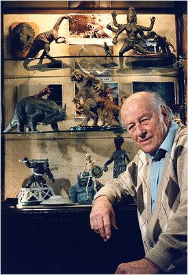 [Cine] Falleció Ray Harryhausen, pionero de los efectos especiales.