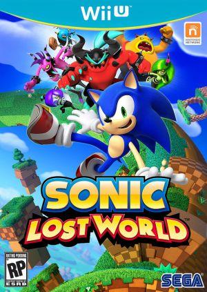 [Juegos] Mas info de Sonic: Lost World