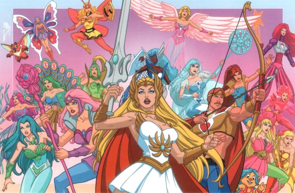 [TV de la Semana] She-Ra: La princesa del poder.