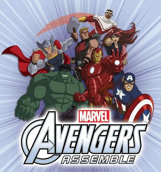 [TV/Comics] El 1er capítulo de Avengers Assemble disponible en iTunes