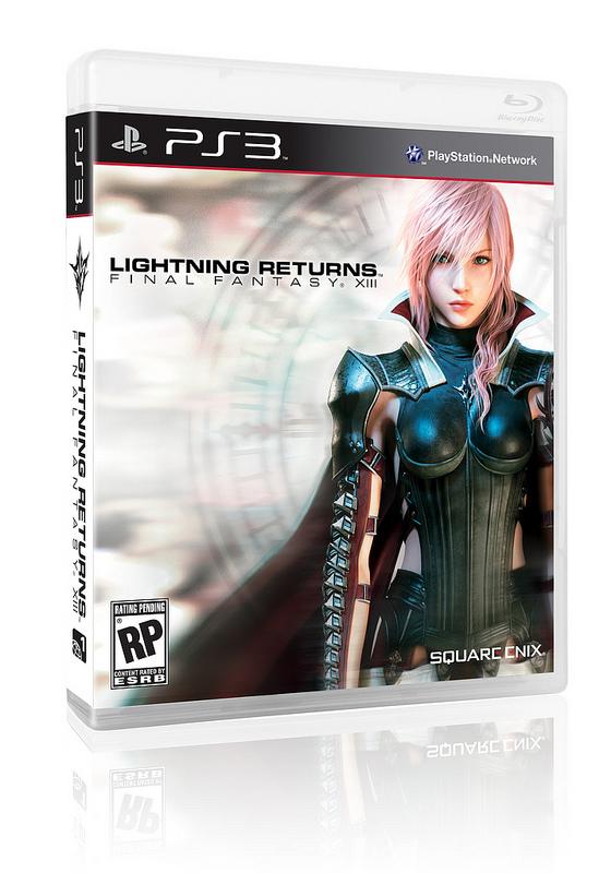 [Juegos] Lightning Returns: Final Fantasy XIII se retrasa