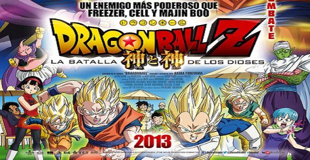 [Cine/Anime] Dragon Ball Z: La Batalla de los Dioses si vendrá a México