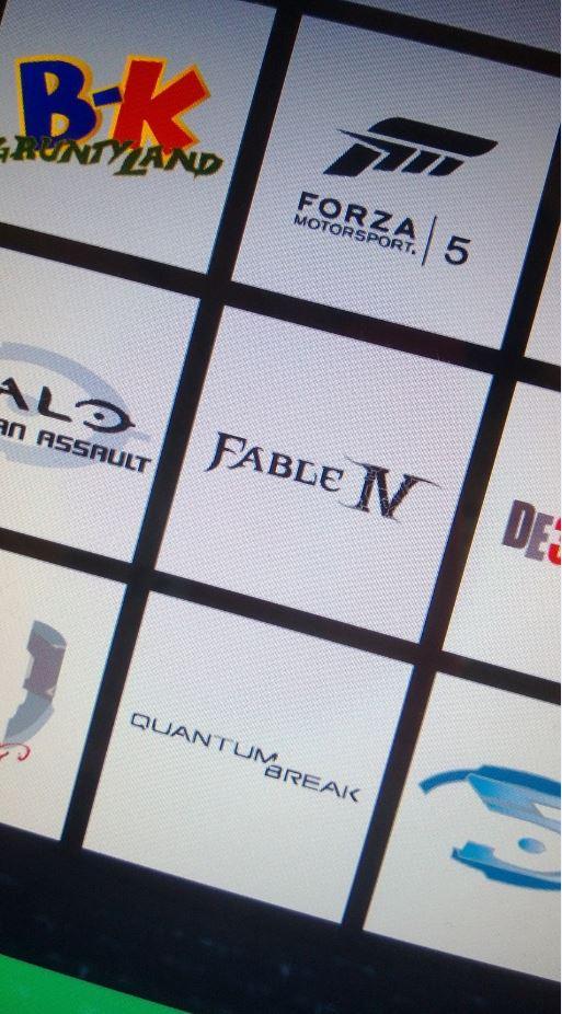 [Juegos] Rumor. Lista filtrada de Microsoft para el E3