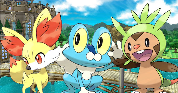 [Juegos] Nuevos datos de Pokémon X e Y