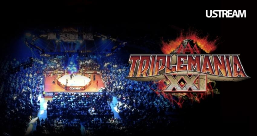 [Deportes] Ya esta lista la forma de ver Triplemania XXI Online