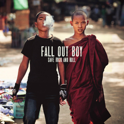 RESEÑA MÚSICA – FALL OUT BOY – SAVE ROCK AND ROLL