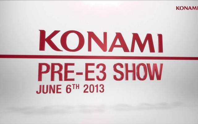 """[Juegos] Konami """"Conferencia"""" Pre-E3"""