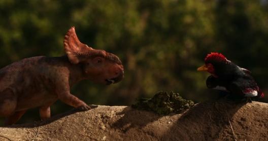 [Cine] Nuevo Trailer de Paseando con Dinosaurios 3D.