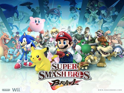 [Juegos] Trailer del Nuevo Smash Bros se presentara en el Nintendo Direct
