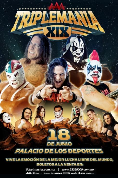 [Deportes] Vídeo de la Lucha entre Psycho Circus Vs. TNA y WWL