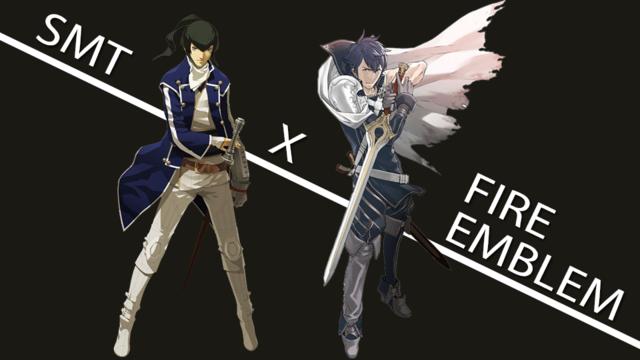 """[Juegos] Shin Megami Tensei X Fire Emblem sera en el """"mundo real"""" y en los tiempos modernos"""