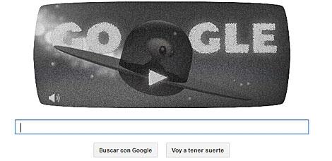"[Güat?] Google le dedica un Doodle al caso ""Roswell""."
