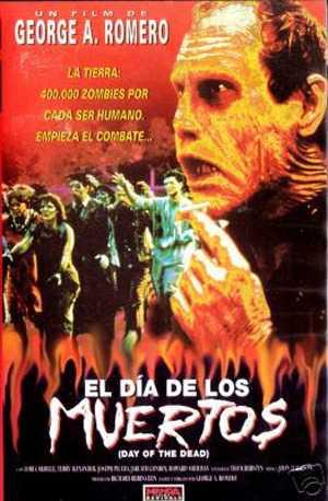 """[Cine] Se anuncia un remake de """"El Día de los muertos"""""""