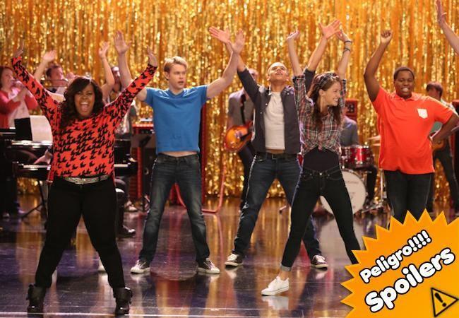 [Televisión] Glee se despide de varios actores del reparto original en la nueva temporada