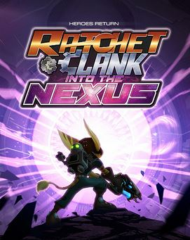 "[Videojuegos] Insomniac Games presenta ""Ratchet & Clank: Into The Nexus"" para Playstation 3"