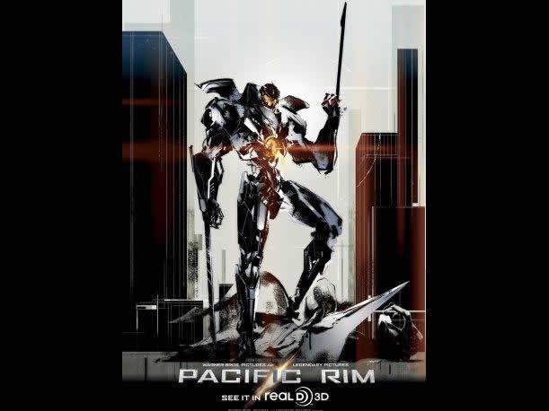 [Cine/Tokusatsu] A Nagai, Kojima, Sadamoto y Ueda les gustó Pacific Rim.
