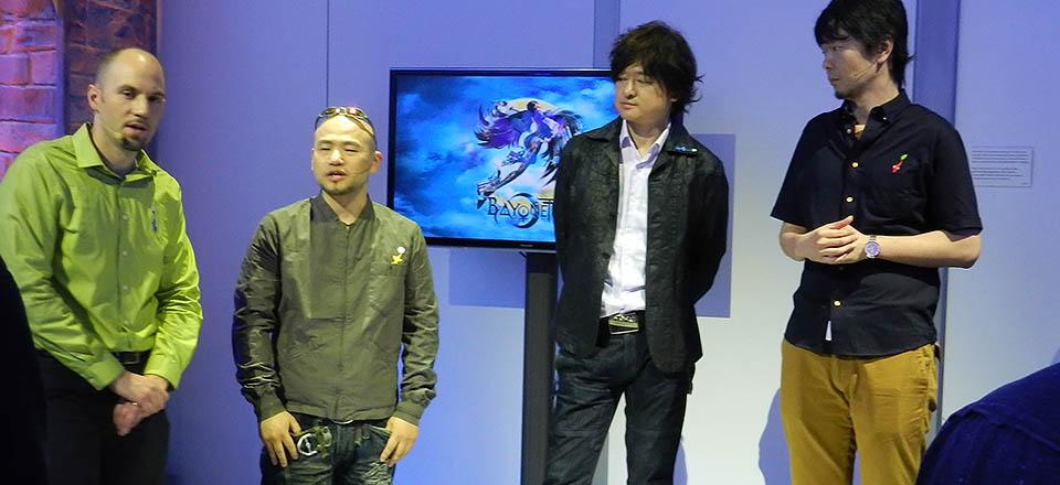 """[Videojuegos] Kamiya no descarta """"Bayonetta 3"""" si la segunda parte tiene éxito"""