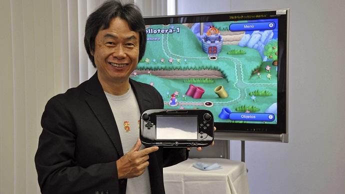 "[Videojuegos] Miyamoto habla sobre ""Super Mario 3D World"""