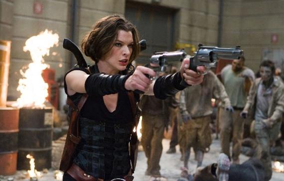 [Cine] La sexta entrega de Resident Evil comenzará a rodarse en Septiembre