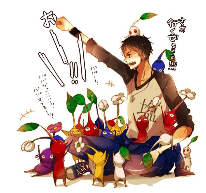 [Anime] Rumor. ¿Anime de Pikmin en camino?