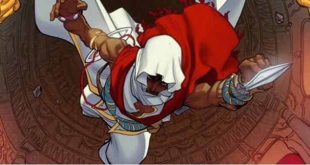 "[Comics] Ubisoft presenta el nuevo comic ""Assasin's Creed Brahman"""