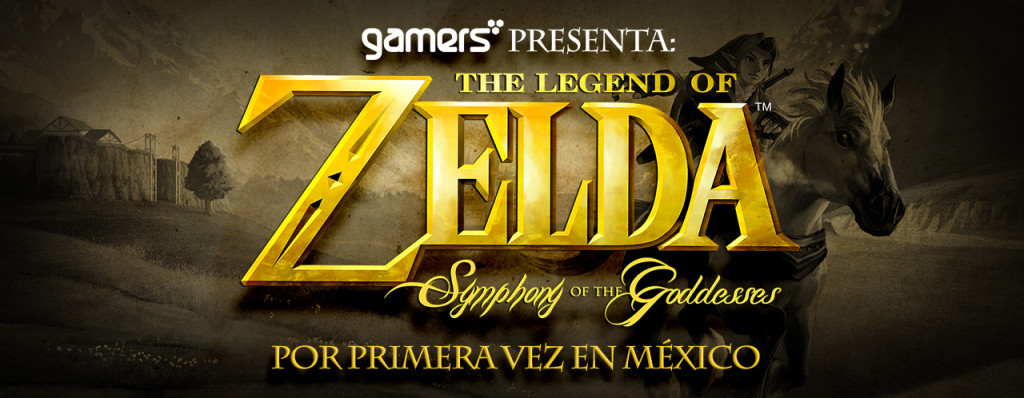[Juegos/Música] ¡The Legend of Zelda: Symphony of The Goddesses viene a México!