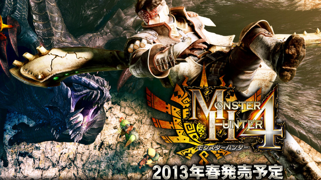 [Videojuegos] Monster Hunter 4 podría lanzarse en Diciembre en Europa