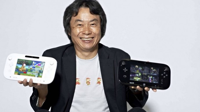 [Videojuegos] Miyamoto confirma una nueva franquicia para Nintendo y habla de las actualizaciones de Wiiu