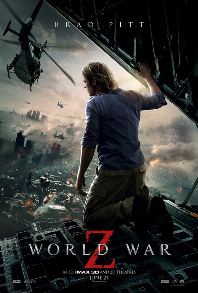 RESEÑA – CINE – WORLD WAR Z
