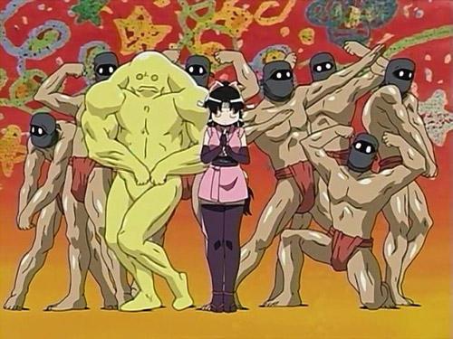 [Anime de la Semana] 2×2 Shinobuden