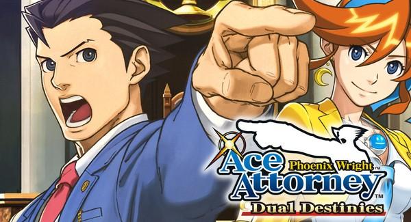 """[Videojuegos] Se confirma que """"Phoenix Wright Ace Attorney Duals Destinies"""" no llegará traducido"""