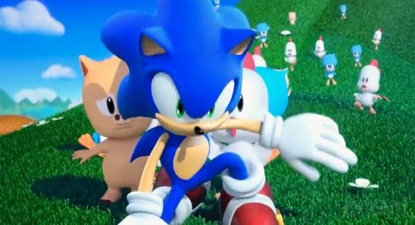 [Juegos] Nuevo trailer de Sonic Lost World