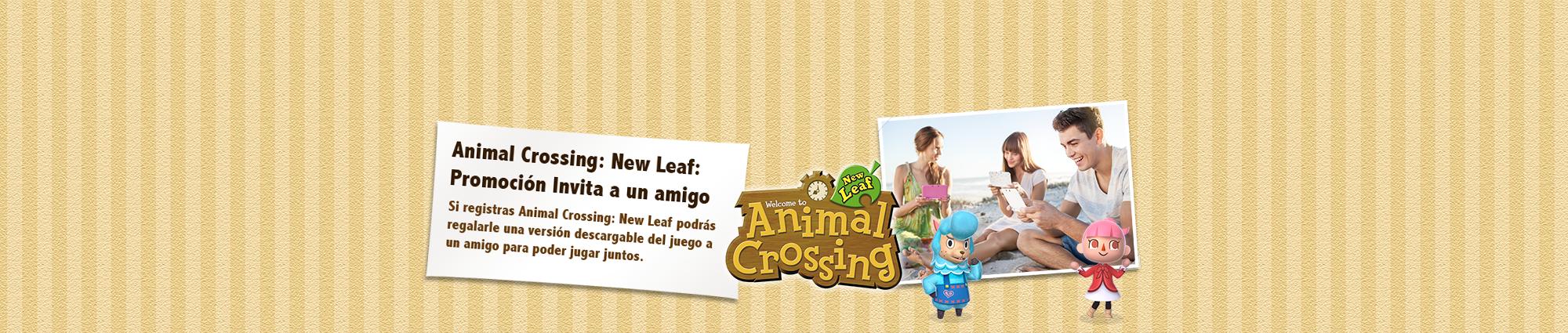 [Videojuegos] Nueva promoción europea para Animal Crossing New Leaf