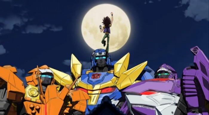 [Anime] Nuevo episodio de Transformers Go!