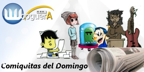[WebCómic] Comiquitas Domingueras