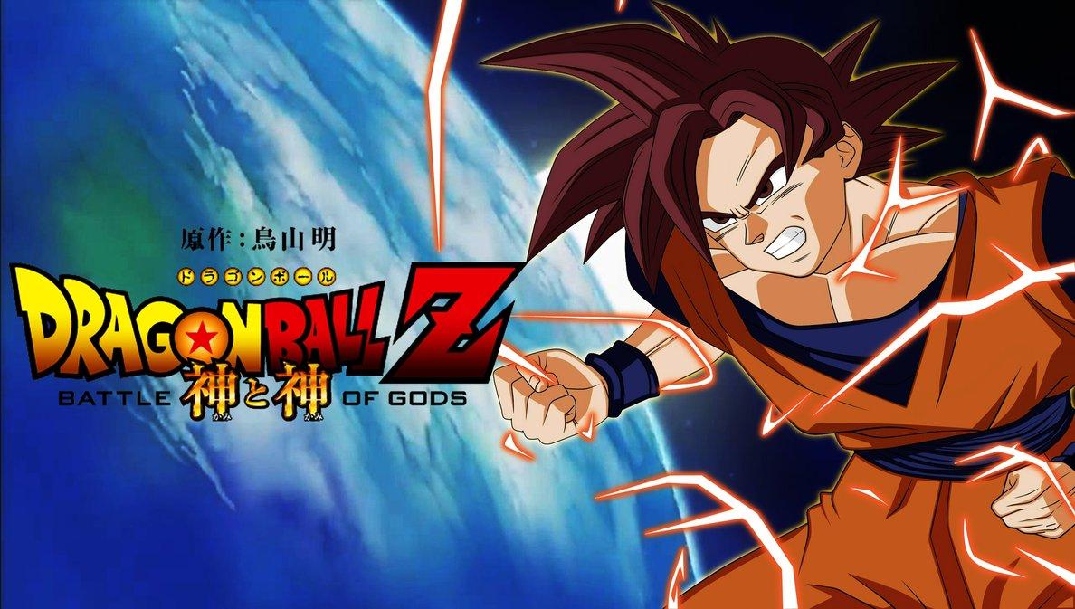 """[Anime] Petición para que """"DBZ: Batalla de los Dioses"""" llegue a España con el doblaje original en castellano"""