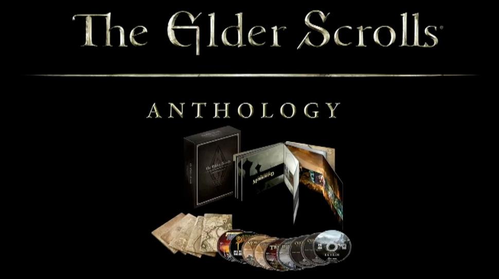 "[Videojuegos] Bethesda pone a la venta ""The Elder Scrolls Anthology"""