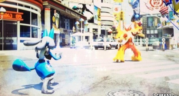 [Juegos] Rumor. El titulo de Pokémon de Wii U se llamara Pokkén Fighters