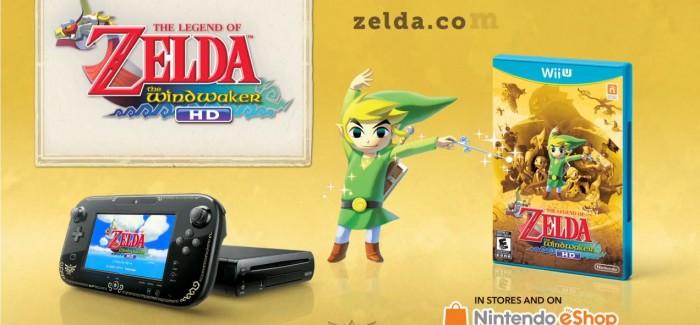 [Juegos] Anuncio del Paquete de Wii U y Zelda Wind Waker HD se Filtra